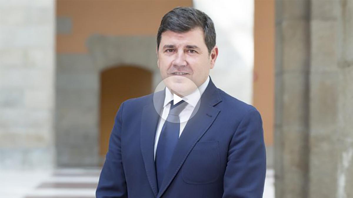 Miguel Ángel Ruiz. (Foto: Comunidad de Madrid)