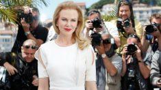 Nicole Kidman es una habitual en el festival de Cannes, donde en esta 70ª edición presenta tres trabajos. Foto: AFP