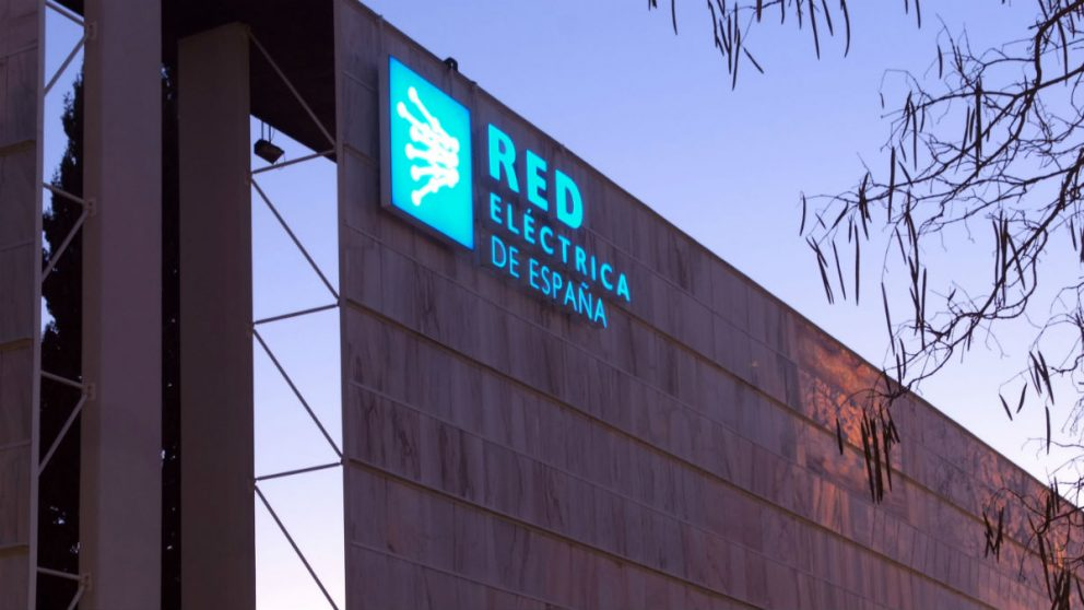 Sede de Red Eléctrica en Sevilla (Foto: REE).