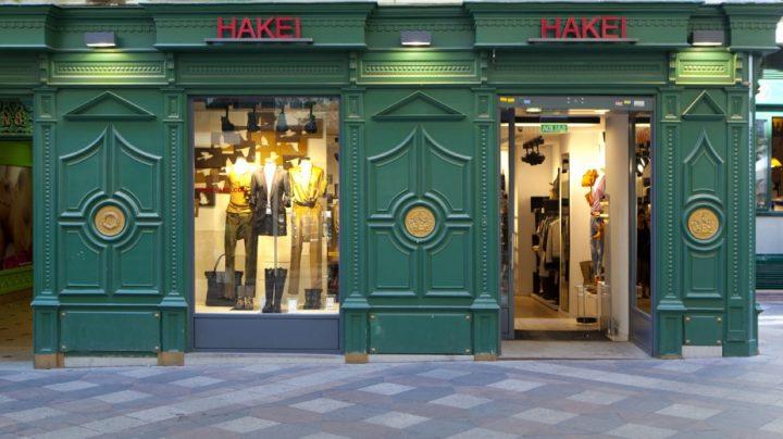 Una de las tiendas Hakei (Foto: Hakei)