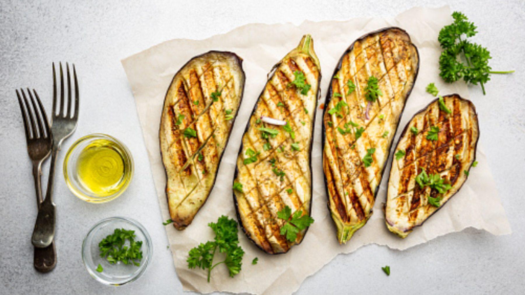 Berenjenas al horno, receta fácil, deliciosa y saludable