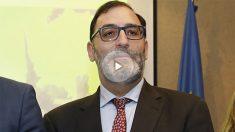 El juez Eloy Velasco, titular del central de instrucción número 6 de la Audiencia Nacional. (Foto: EFE)
