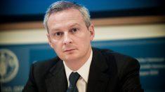 Bruno Le Marie, ministro de Economía de Francia (Foto: Getty)