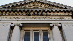 La Hispanic Society of America ubicada en Nueva York (EEUU).