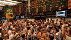 Bolsa de Brasil.
