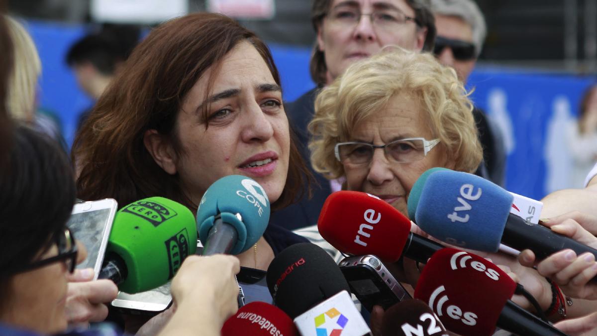 La concejal de Género y Diversidad, Celia Mayer. (Foto: EFE)