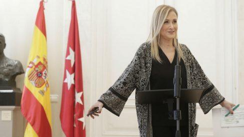 Cristina Cifuentes (CAM).