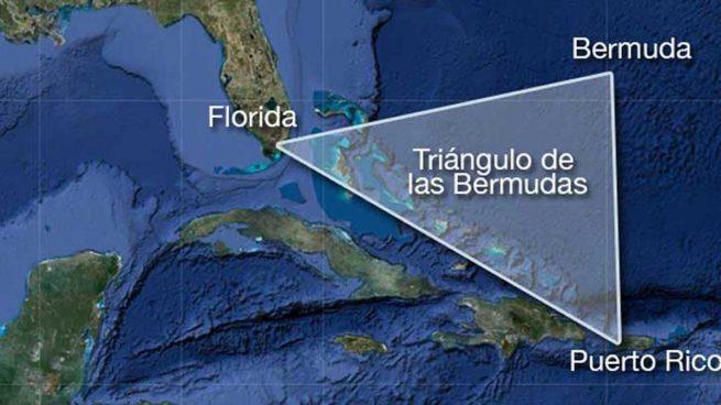 Un barco con 20 personas a bordo desaparece en el misterioso 'Triángulo de las Bermudas'