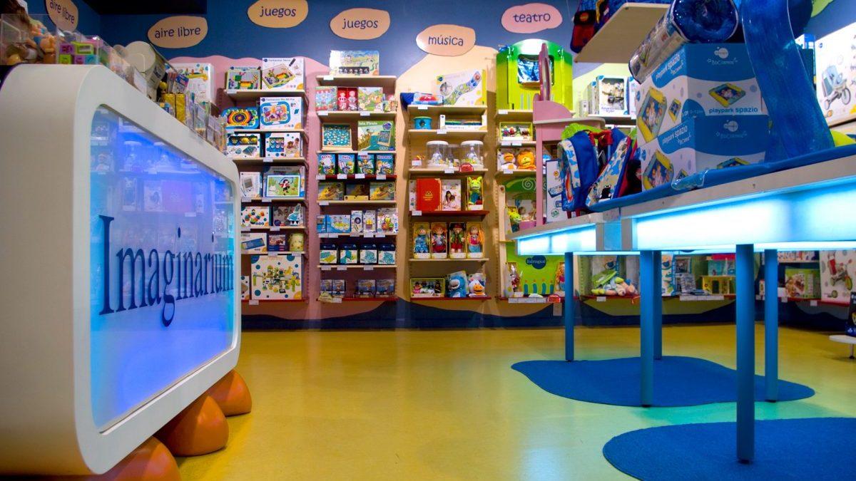 Una de las tiendas de Imaginarium. Foto: Imaginarium