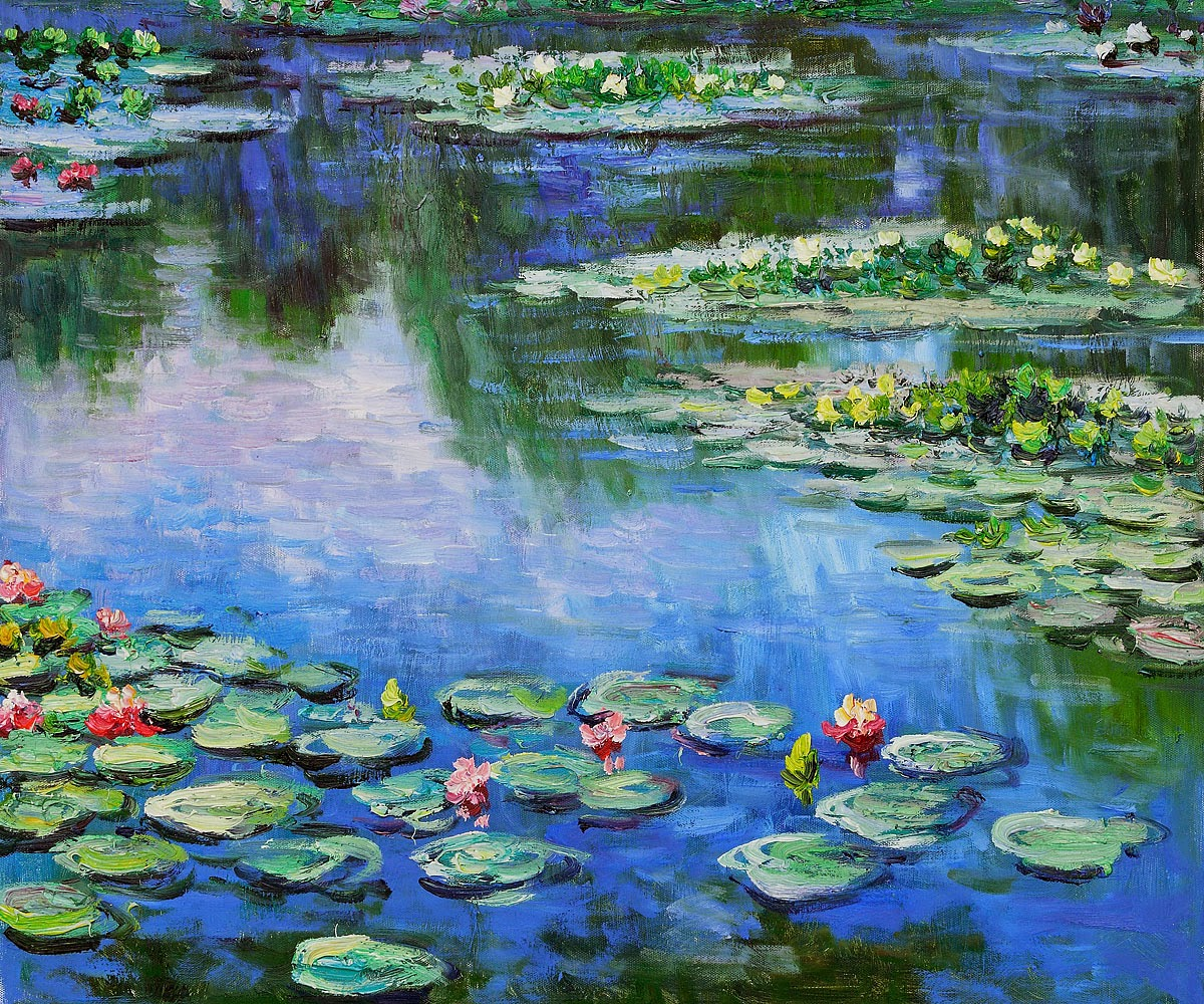 an analysis of the impressionist style of art in claude monets work The principal impressionists were claude monet, pierre auguste renoir,  in  paris in the late 1800s by analyzing a series of works of art  students in grades  9-12 demonstrate knowledge of the impressionist style by using.