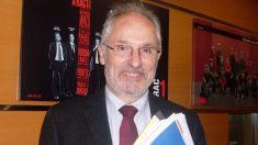 Rafael Ribó, Síndic de Greuges, defensor del pueblo catalán.