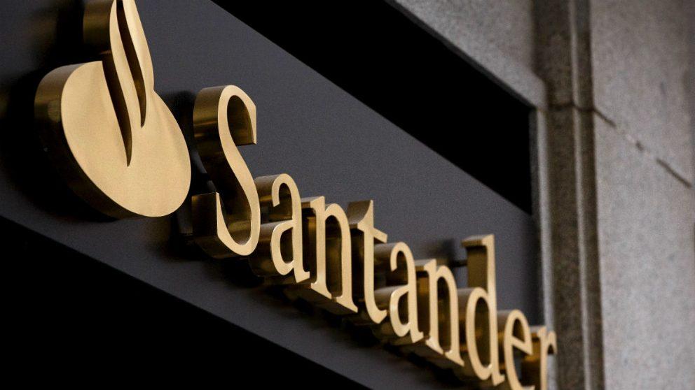 Banco Santander prepara ajustes de plantilla