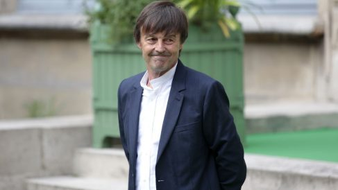 Nicolas Hulot, ministro de Ecología de Emmanuel Macron. (Foto: Getty)