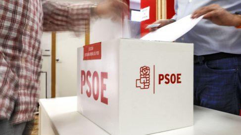 La participación de las primarias del PSOE es del 51% hasta las 14:00 horas (Foto: Efe)