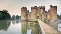 5 hermosos castillos para viajar a la Edad Media.