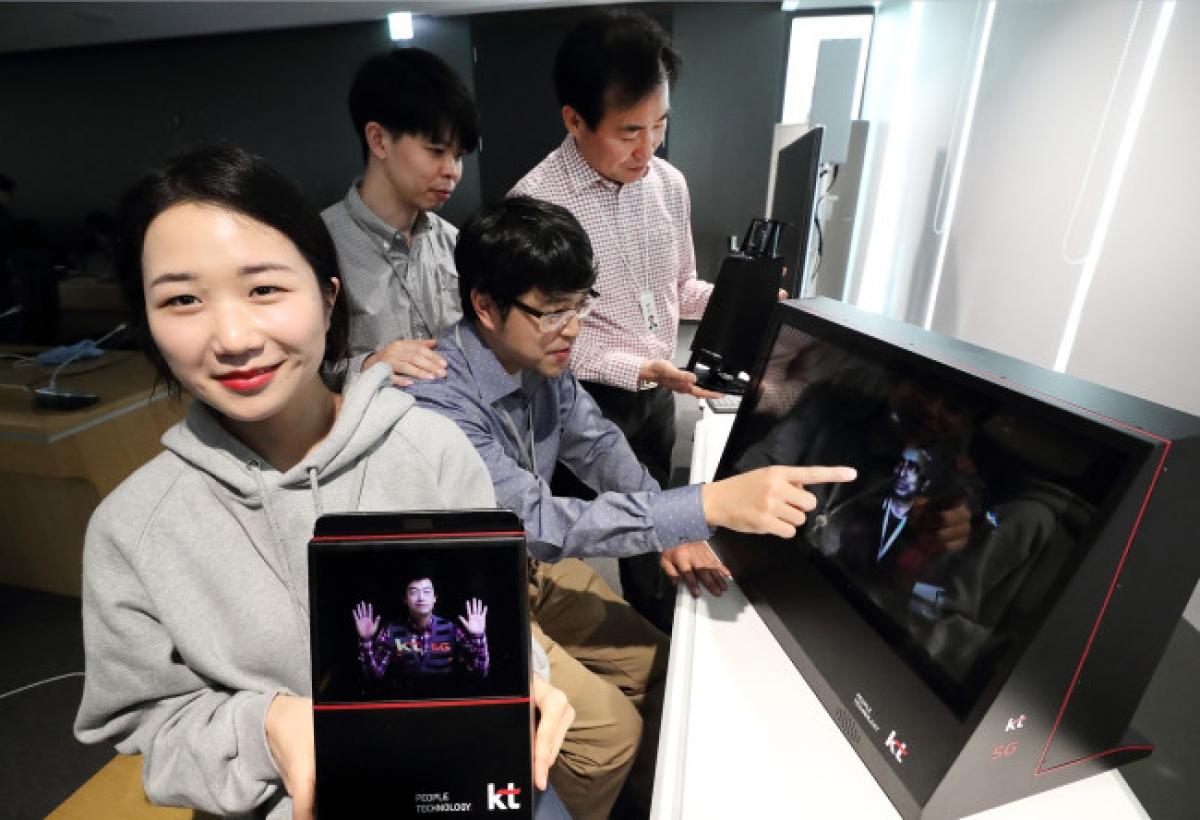 ¿Son los hologramas el futuro de la tecnología?