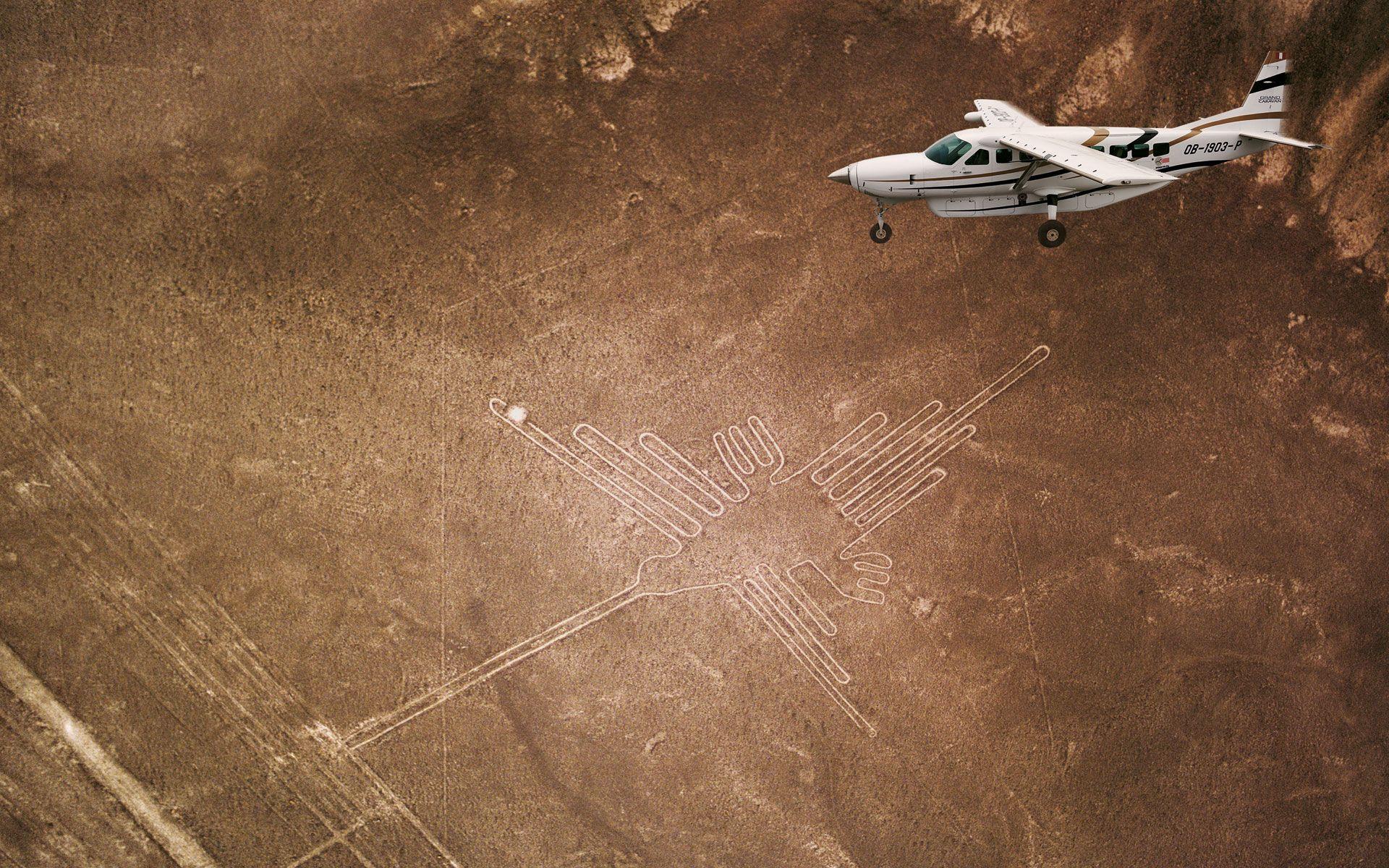 Sobrevuelo a las Lineas de Nazca