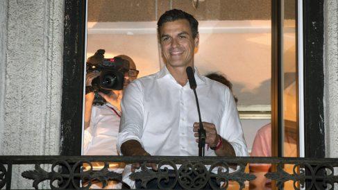 Pedro Sánchez, de nuevo secretario general del PSOE (Foto: EFE)