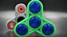 Fidget Spinner: El increíble origen del juguete de moda