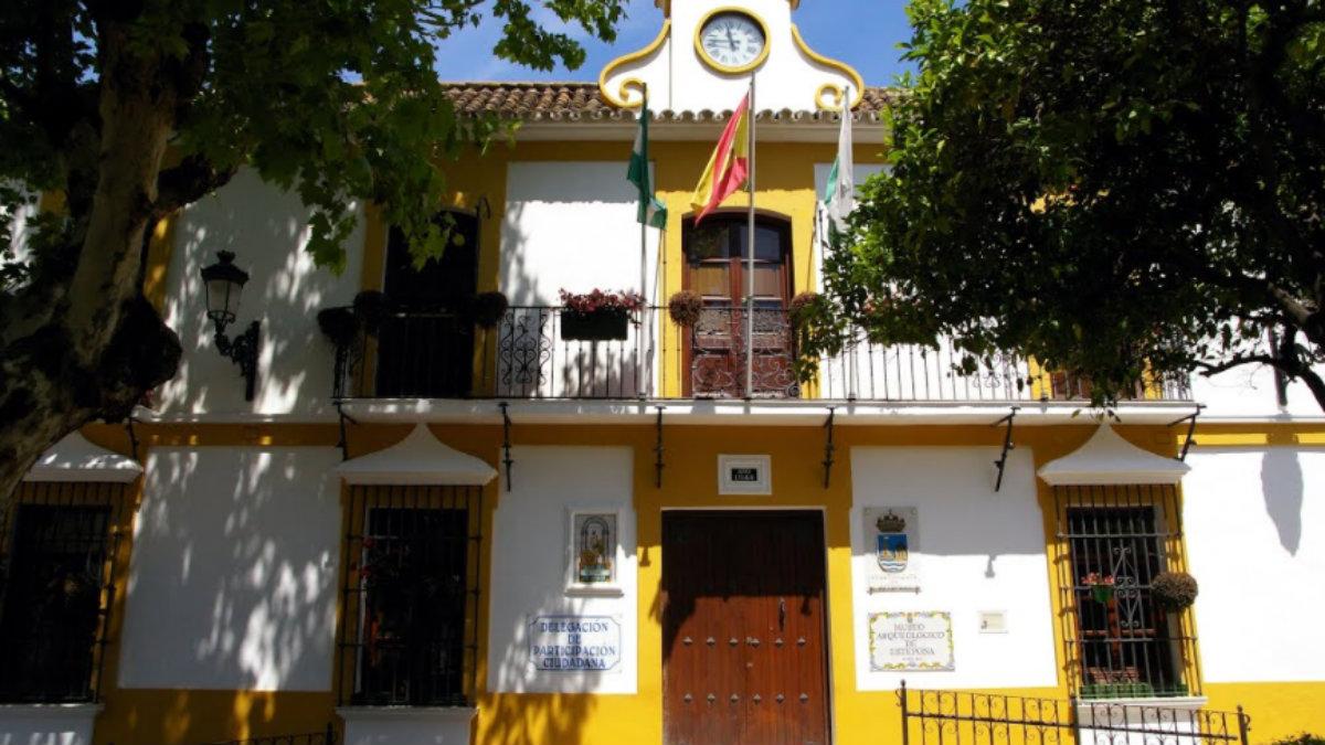 Ayuntamiento de Estepona (Málaga)