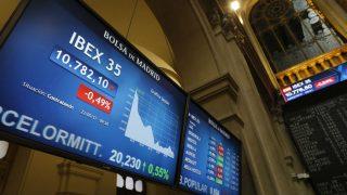 Bolsa de Madrid (Foto: EFE).