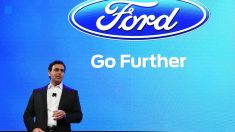 Mark Fields, CEO de Ford (Foto: Getty)