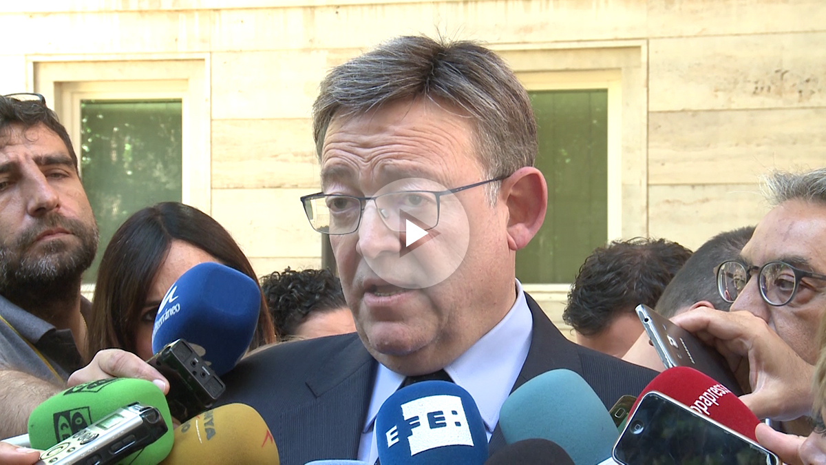 El secretario general del PSPV y presidente de la Generalitat, Ximo Puig, ha felicitado a Pedro Sánchez por su victoria «inapelable» en las primarias del PSOE