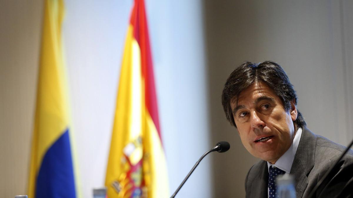 El presidente de Sacyr, Manuel Manrique. (Foto: EFE)