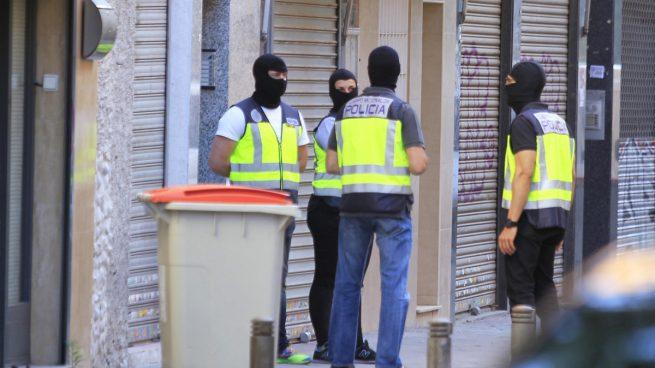 Policía Nacional Estado Islámico
