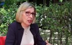 """La eurodiputada Beatriz Becerra denuncia ante Bruselas """"la manipulación de niños"""" por el independentismo"""