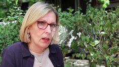 Beatriz Becerra, eurodiputada independiente de la Alianza de Liberales y Demócratas Europeos.