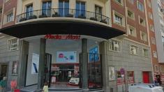 Tienda de MediaMarkt en la céntrica calle de Alcalá, en Madrid (Foto: StreetView Google)