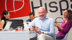 El periodista Fernando Quintela, director de la delegación de HispanoPost en España.