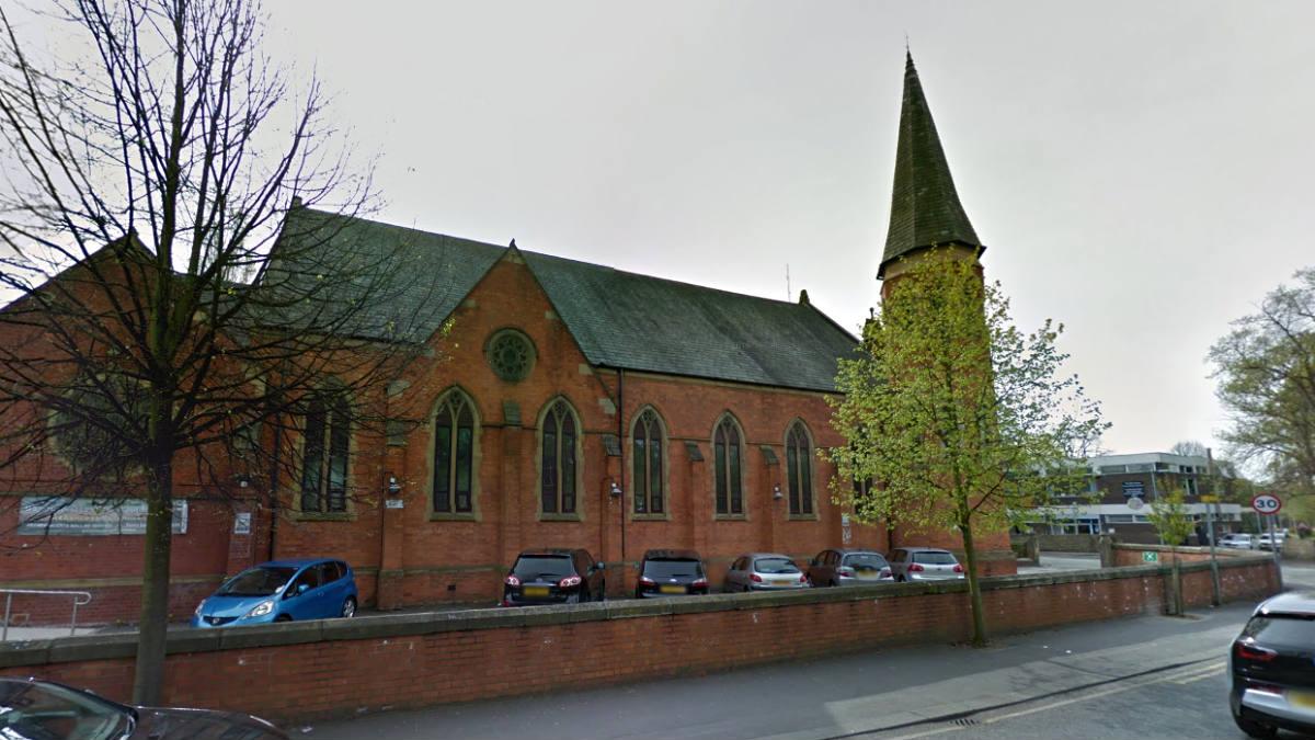 La mezquita de Didsbury, donde rezaba Salman Abedi, el terrorista de Manchester.