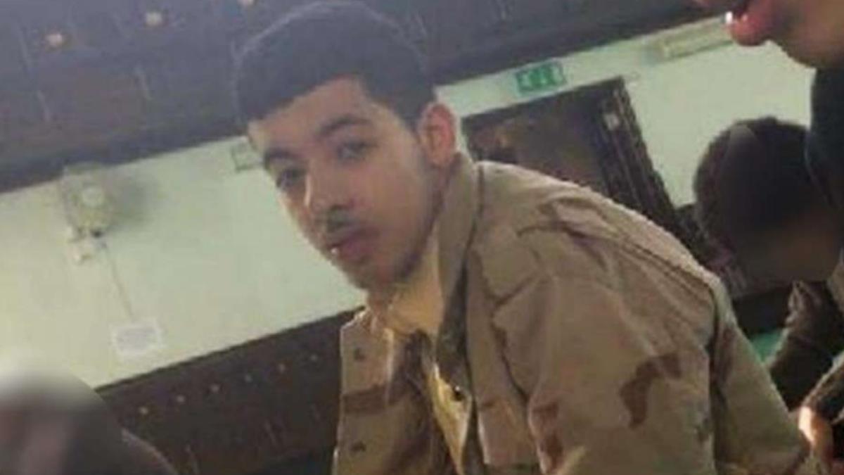 Salman Abedi, el terrorista del Manchester Arena.