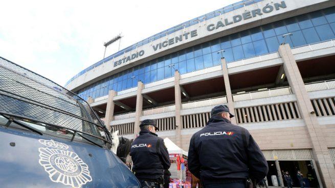 Blindaje al Calderón para la final de Copa: más 2.500 efectivos y escáneres utilizados por la seguridad israelí