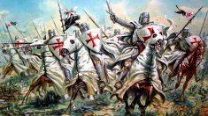 La Orden de los Templarios fue creada en 1118.