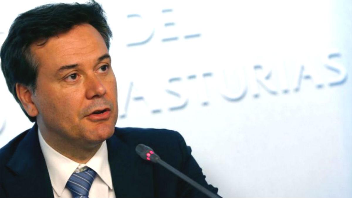 El consejero de Empleo del Principado de Asturias, Francisco Blanco. (Foto: PSOE)