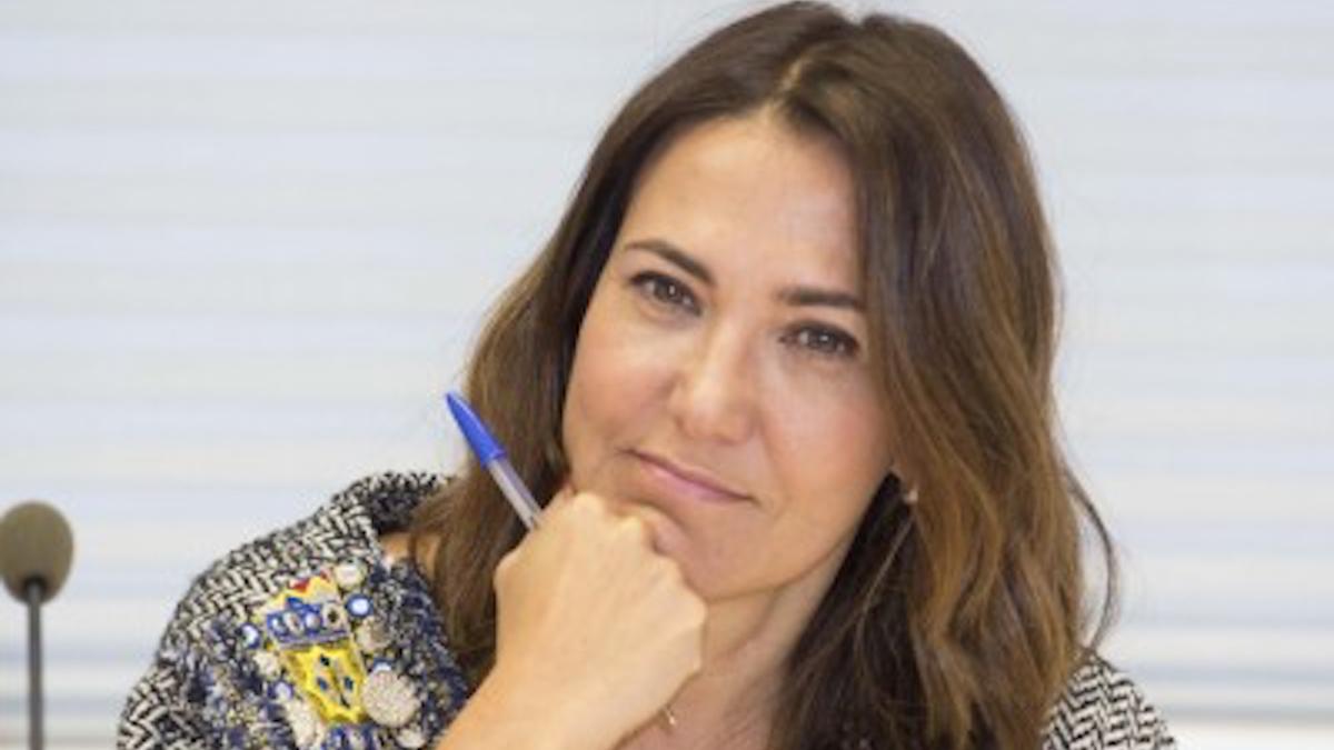 Isabel González, diputada del PP en la Asamblea de Madrid.