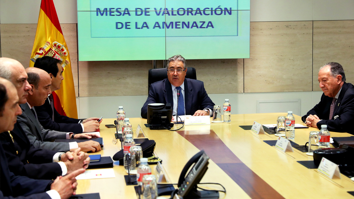 Juan Ignacio Zoido. (Foto: EFE)