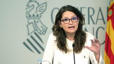 La vicepresidenta y portavoz del Gobierno Valenciano, Mónica Oltra (Foto: Efe)