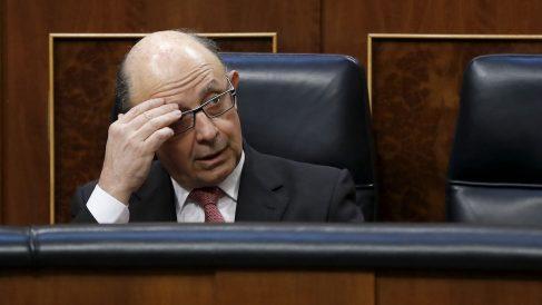 Cristóbal Montoro. (Foto: EFE)