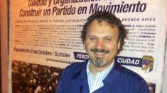 Unai Ortuzar, ex concejal de Lemoa, competirá por la secretaría general del PSE-EE.