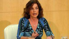 Ana Botella, alcaldesa que firmó la venta de pisos