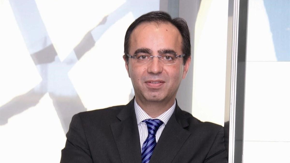 El director general de Santalucía Seguros, Andrés Romero Peña.