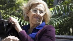 La alcaldesa Carmena. (Foto: Madrid)