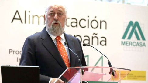 El ex presidente de Mercasa, Eduardo Ameijide.
