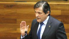 El presidente del Gobierno de Asturias y de la gestora del PSOE, Javier Fernández (Foto: Efe)