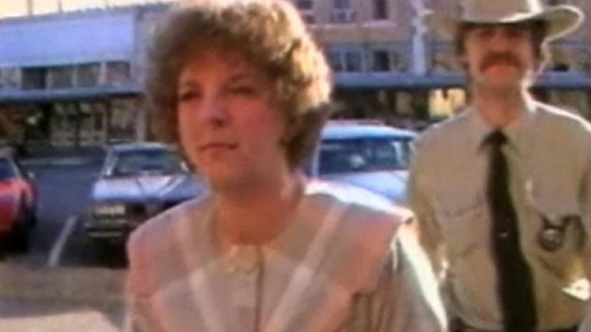 La ex enfermera Genene Jones.