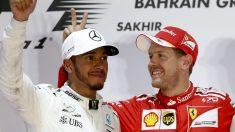 Lewis Hamilton se ha mostrado preparado para el desafío de pelear por el mundial con Sebastian Vettel, al que quiere batir a su mejor nivel. (Getty)